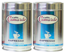 Caffe Camardo Authentic Italian Espresso