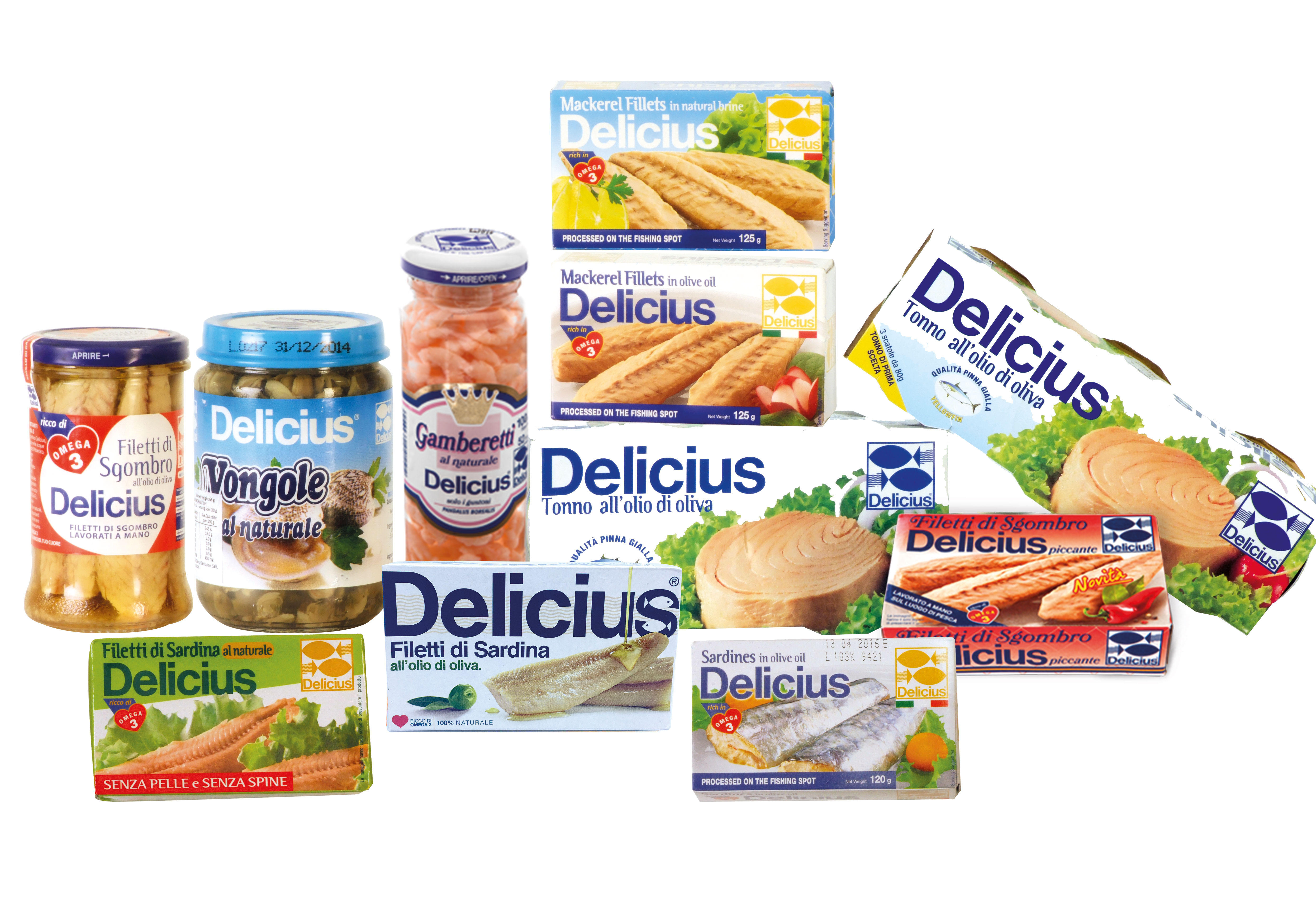Delicius Fish Products