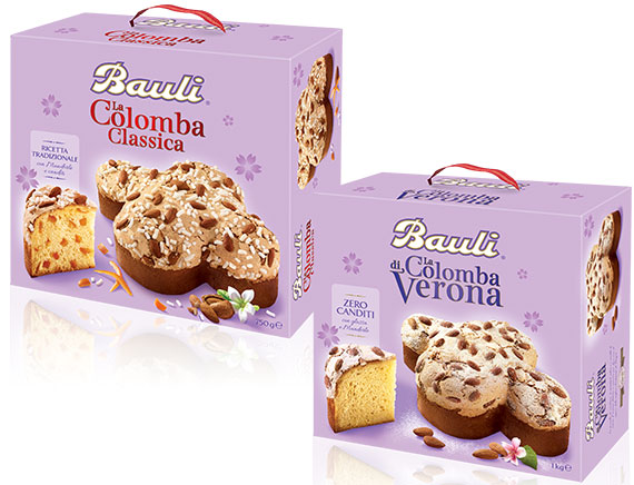 Bauli Colomba Traditional